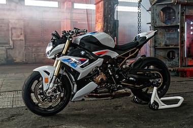 2021 BMW S 1000 R Left Side View
