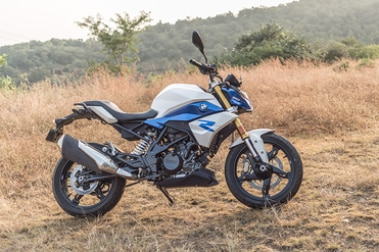 BMW G 310 R Right Side View