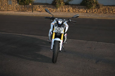 BMW G 310 R Front View