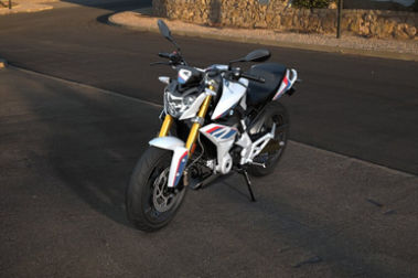 BMW G 310 R Front Left View