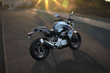 BMW G 310 R Rear Right View
