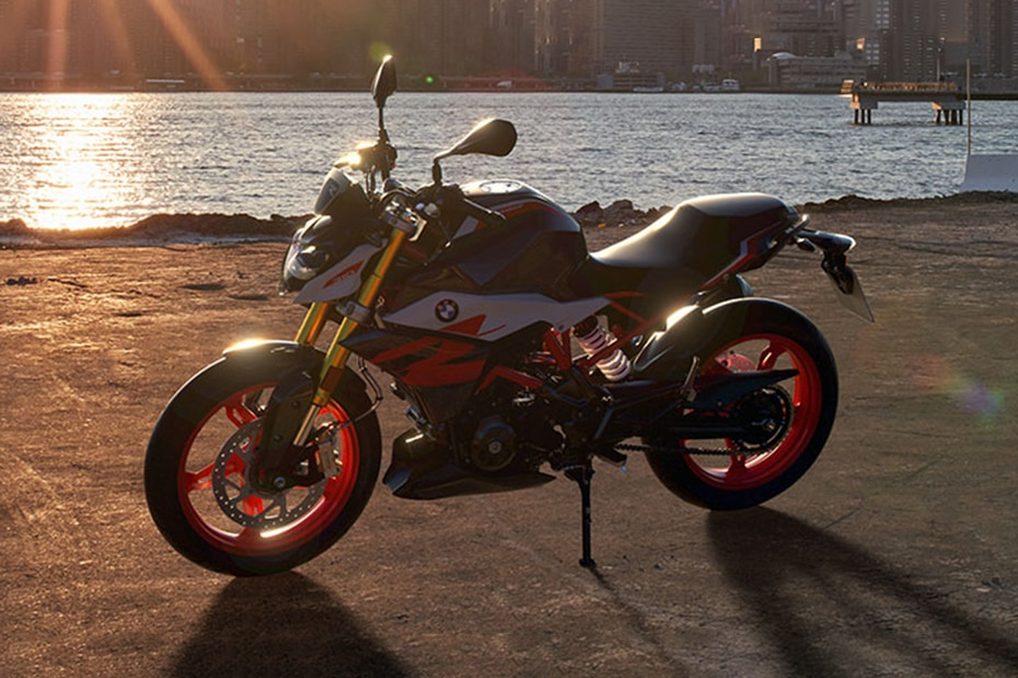BMW G 310 R Left Side View