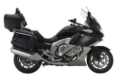 BMW K 1600 black storm metallic