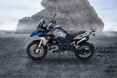 BMW R 1200 GS Left Side View