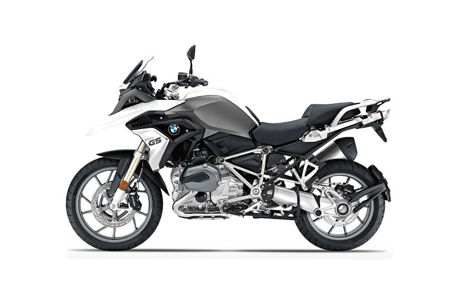 BMW R 1200 GS Loan - black