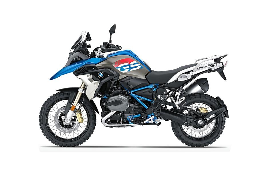 BMW R 1200 GS Loan - blue