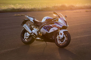 BMW S 1000 RR Front Right View