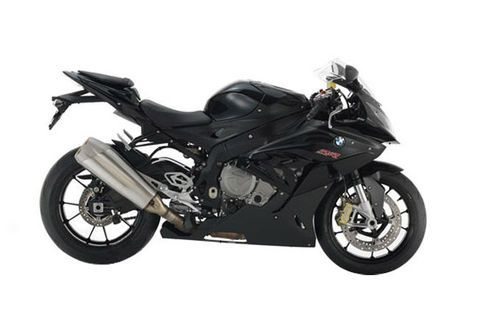 BMW S1000 RR black storm metallic