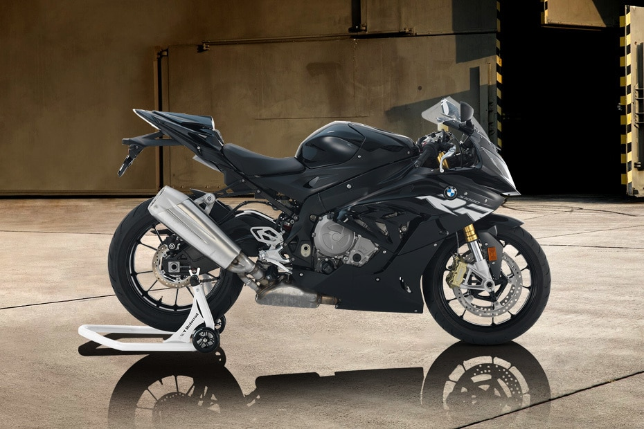 BMW S 1000 RR Right Side View