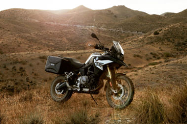 BMW F 850 GS Front Right View