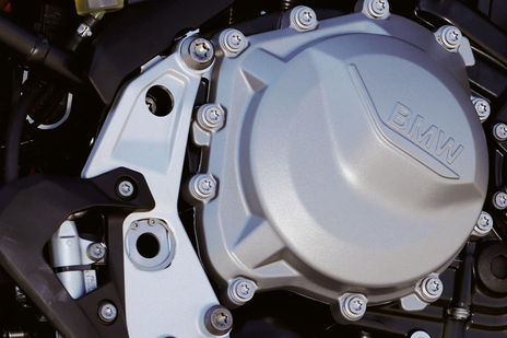 BMW F 850 GS Engine