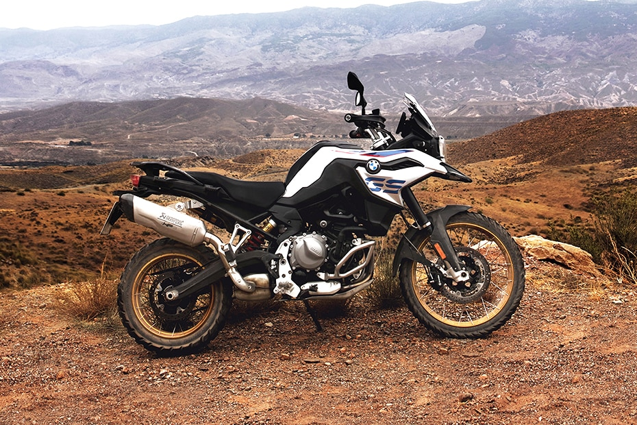 BMW F 850 GS Right Side View