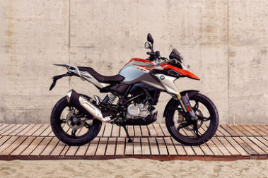BMW G 310 GS Right Side View
