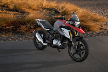BMW G 310 GS Front Right View