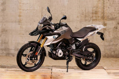 BMW G 310 GS Front Left View