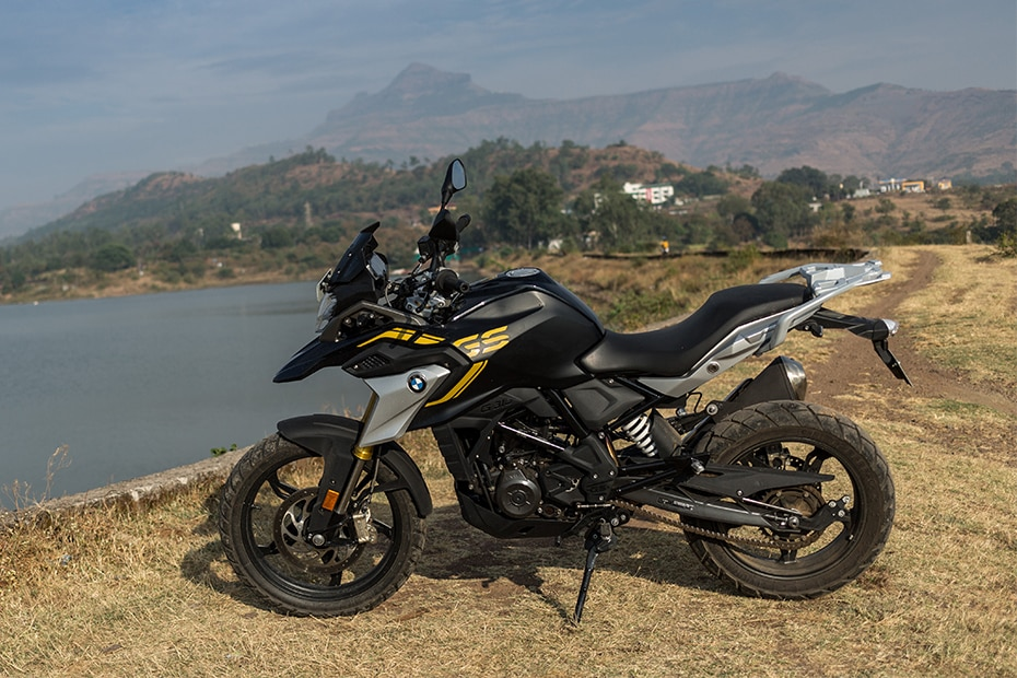 BMW G 310 GS Left Side View