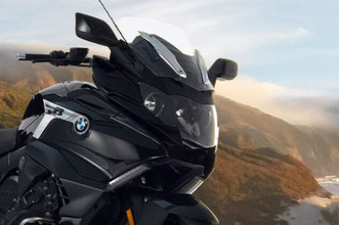 BMW K 1600 B Head Light