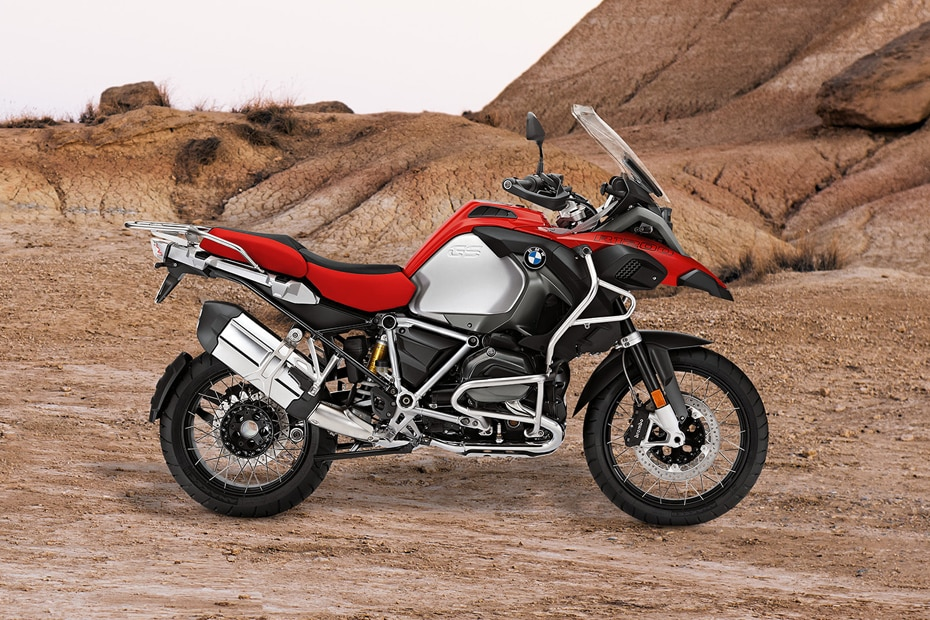BMW R 1200 GS Adventure Right Side View