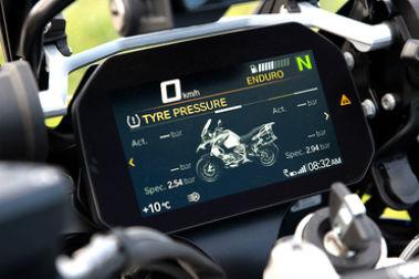 BMW R 1250 GS Adventure Speedometer