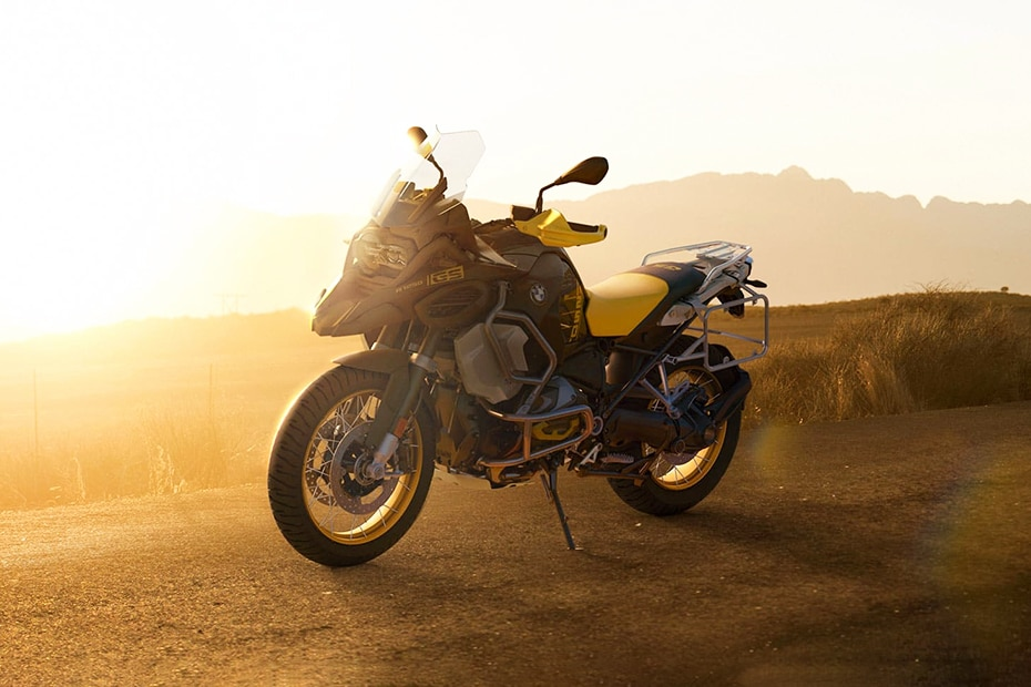 BMW R 1250 GS Adventure Pro 40 Years Edition