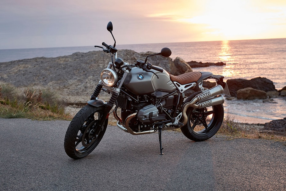BMW R Nine T Scrambler Price, Mileage, Images, Colours