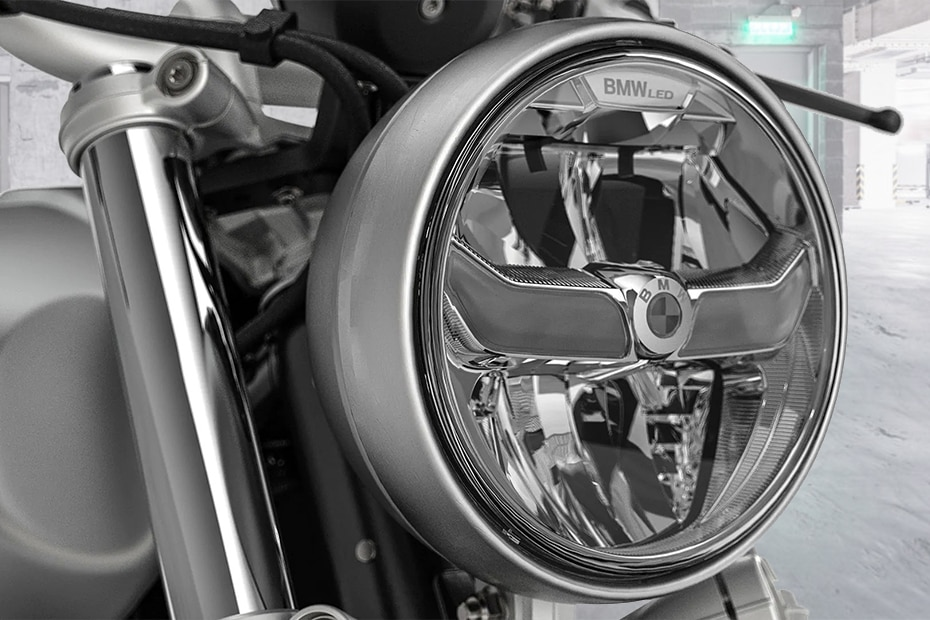 BMW R NineT Scrambler Head Light
