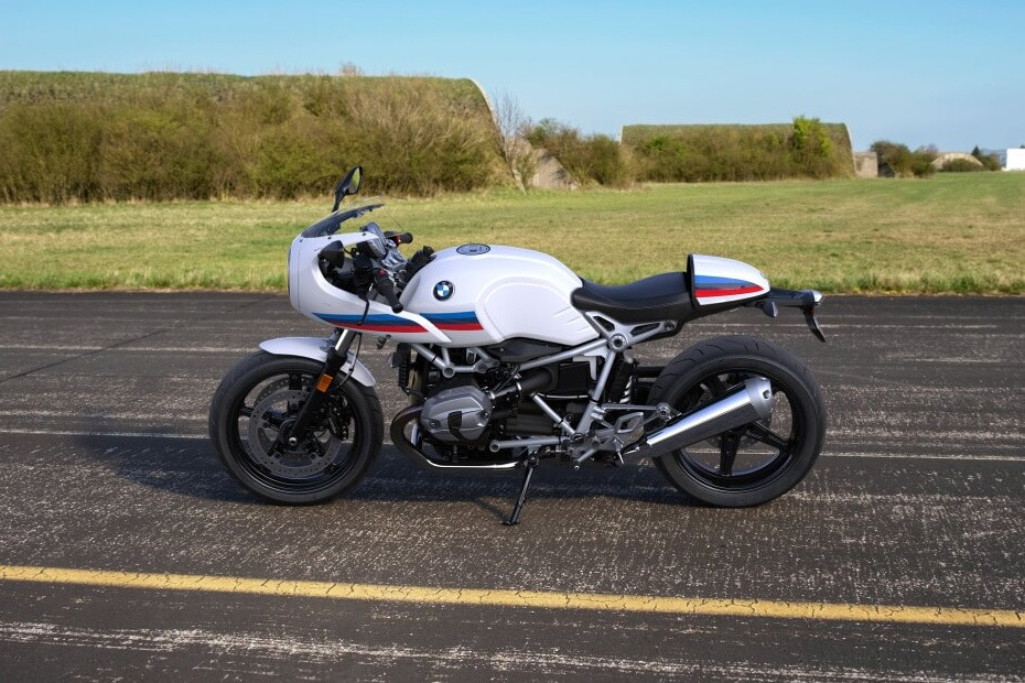BMW R NineT Racer Right Side View