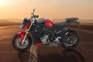 BMW S 1000 R Left Side View