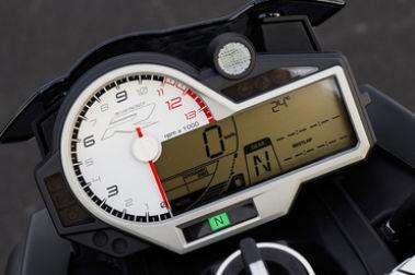 BMW S 1000 R Speedometer