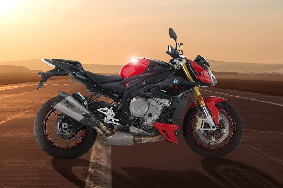 BMW S 1000 R Right Side View