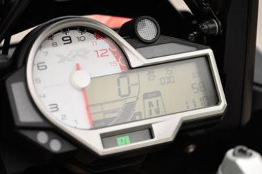 BMW S 1000 XR Speedometer