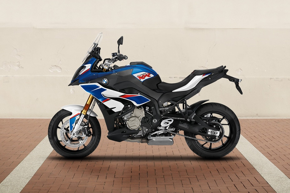 BMW S 1000 XR Left Side View