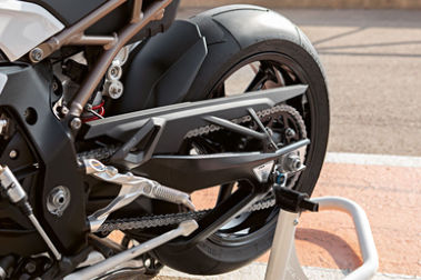2019 BMW S 1000 RR Rear Tyre View