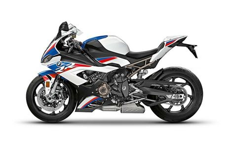 BMW S 1000 RR Motorsport