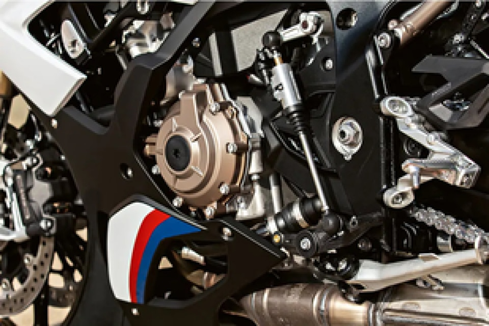 BMW S 1000 RR Engine