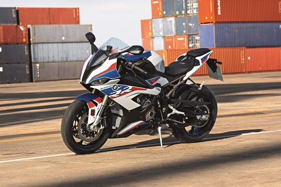 2019 BMW S 1000 RR Front Left View