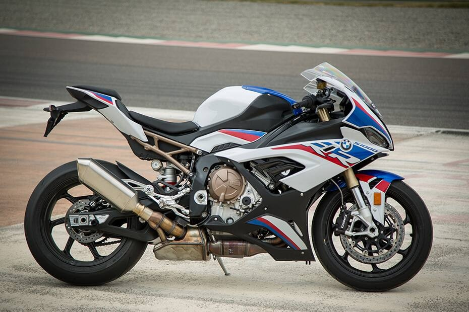2019 BMW S 1000 RR Right Side View