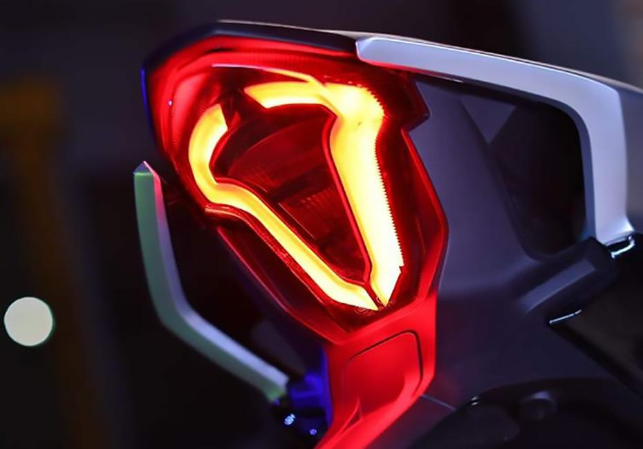 CFMoto 300SR Tail Light