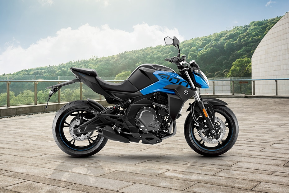 Cfmoto 400nk Estimated Price Launch Date 2019 Images