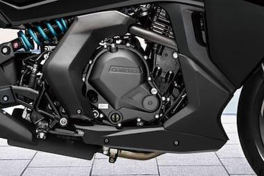 CFMoto 650GT इंजन