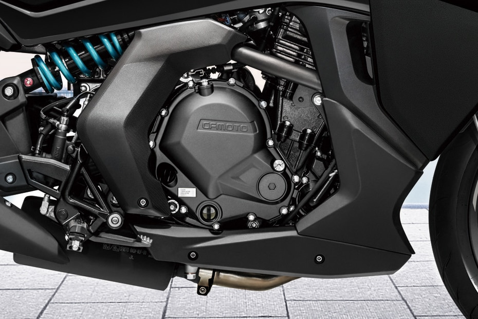 CFMoto 650GT Engine