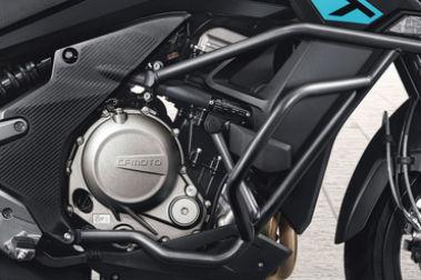 CFMoto 650MT Engine