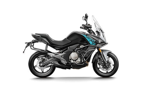 CFMoto 650MT Grey