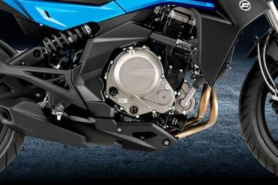 CFMoto 650NK इंजन