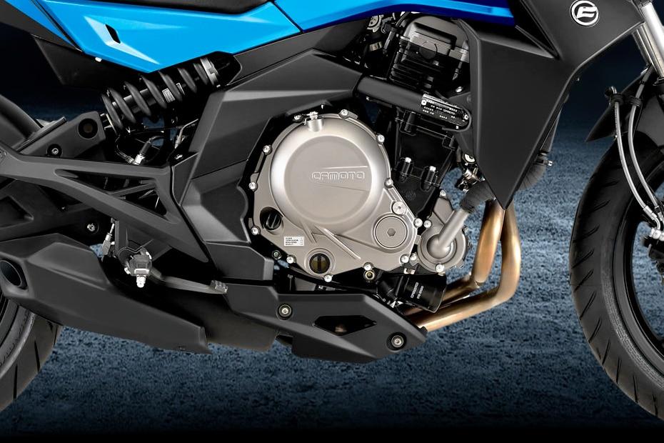 CFMoto 650NK Engine