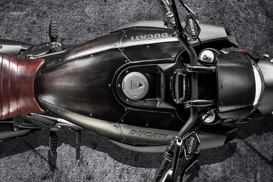 Ducati Diavel Diesel Fuel Tank