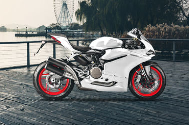 Ducati 959 Panigale Right Side View