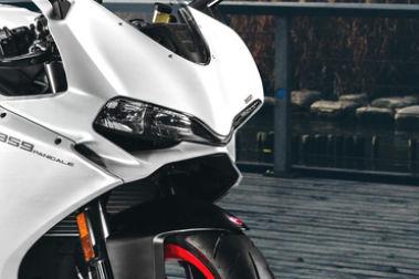Ducati 959 Panigale Head Light