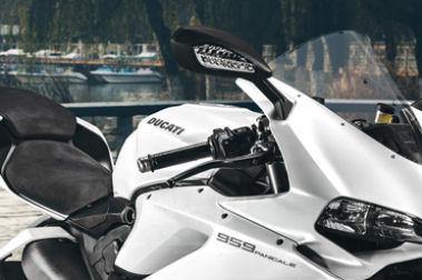 Ducati 959 Panigale Fuel Tank