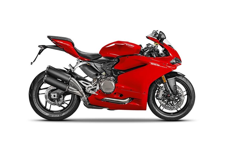 Ducati Red